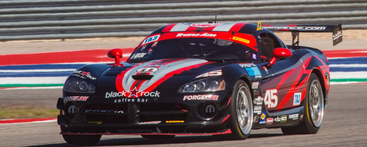 Cindi Ends 2019 Race Season With Podium at COTA
