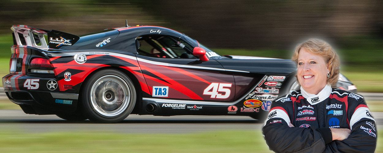 Cindi Plans Another Season in Trans Am for 2016