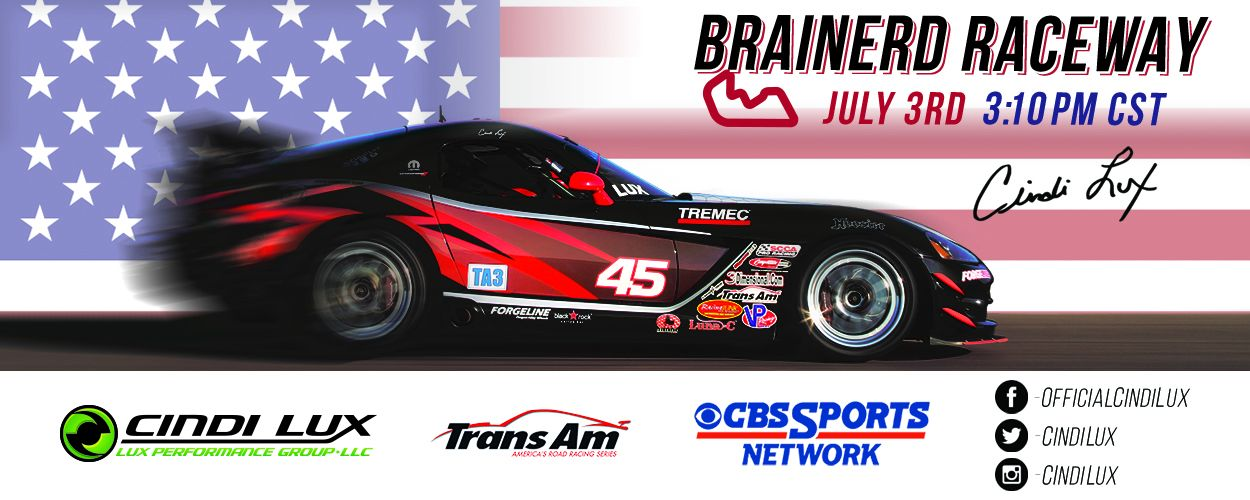 Cindi Looks for Podium Repeat at Brainerd International