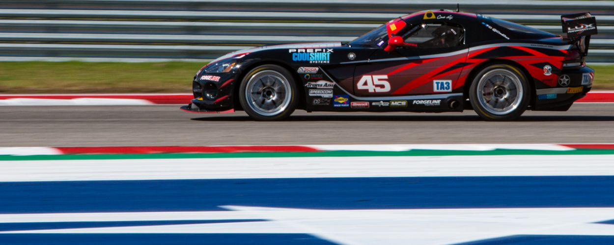 2018 Trans Am Northern Cup Champ to Close 2019 Season at COTA